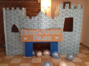Freya's Frozen palace