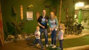 family fun, trafford centre, crazy golf, paradise island, lancashire mummy, lancashire, golf, kids cute, daysoutwithkids, fun times