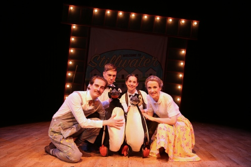 Mr Popper's Penguins at Sale Waterside Arts Centre Tuesday 26th Nov - Tues 31st Dec 2019 Picture: Jason Lock Further info: Emily Lyons Marketing Manager 0161 912 5897 Emily.Lyons@trafford.gov.uk Full credit always required as stated in T&C's. PR and Press release use only, no further reproduction without prior permission. Picture © Jason Lock Photography +44 (0) 7889 152747 +44 (0) 161 431 4012 info@jasonlock.co.uk www.jasonlock.co.uk